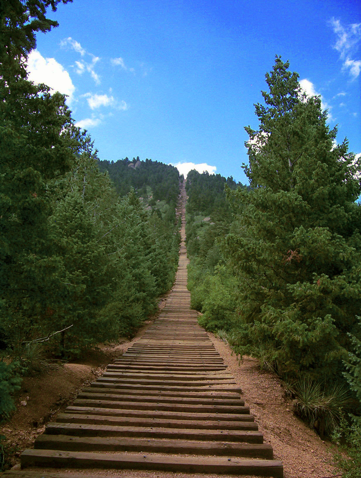 Manitou Incline Reservation
